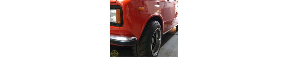 Neumáticos  Tracks & Classic