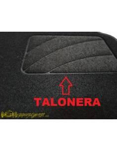 Manguito Silicona Superior SEAT 124 - 1430 131 132